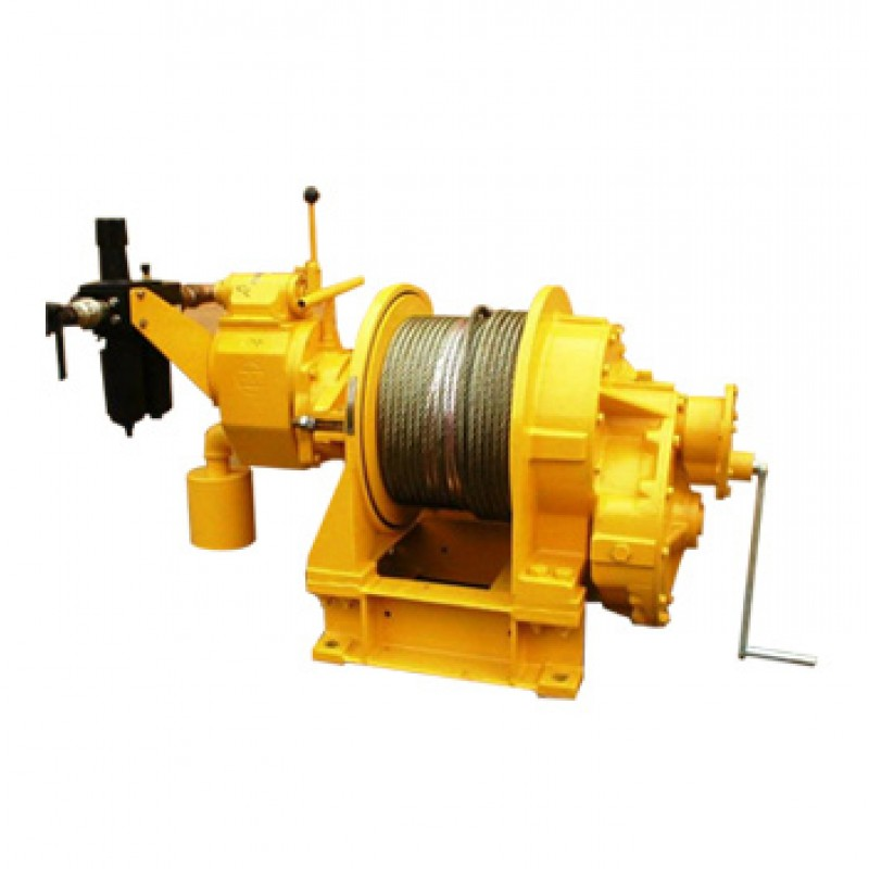 HERCULES 2.5TON AIR WINCH