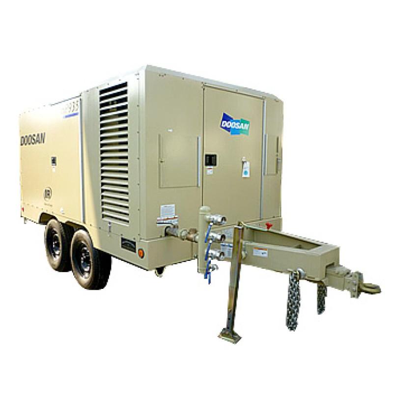 INGERSOLL-RAND HP935WCU AIR COMPRESSOR (DIESEL OPERATED)