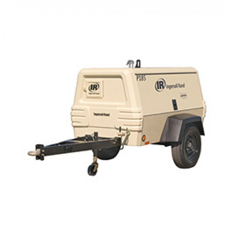INGERSOLL-RAND P185 AIR COMPRESSOR (DIESEL OPERATED)