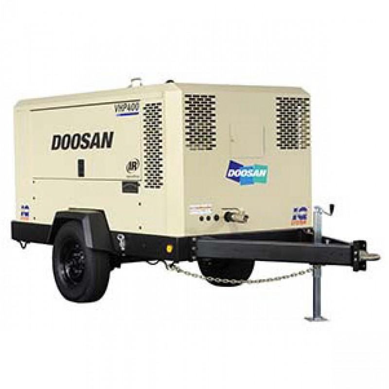 INGERSOLL-RAND VHP400WCU & XHP750WCAT HIGH PRESSURE AIR COMPRESSOR (DIESEL OPERATED)