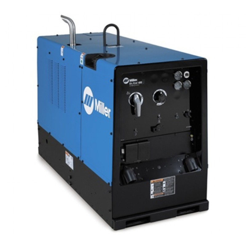 MILLER BIG BLUE 500XCC WELDING MACHINE